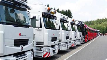 Los afectados por el cártel de camiones podrán recuperar hasta un 35% del coste de sus vehículos