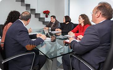 Reunión abogados